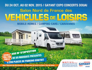 Les actualit s du monde du camping car opale evasion for Salon camping car paris